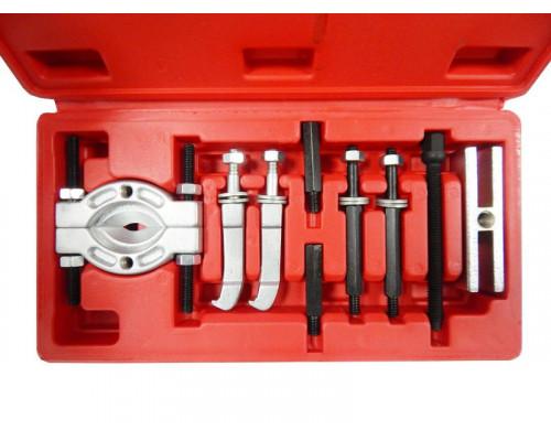 Комплект съемников подшипников универсальный (сегментного типа/двухзахватный), в кейсе