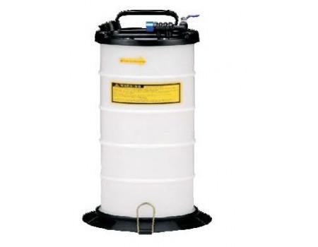 Установка для выкачивания жидкостей через щуп пневматический 10л, F-JS-705