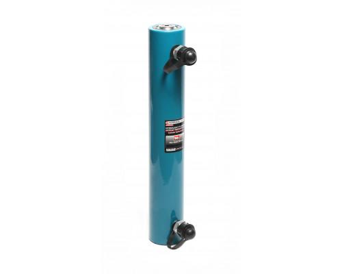 Цилиндр гидравлический двойного действия 10т(ход штока-250мм, Ø штока-35мм,общий Ø-70мм, L-380мм, 70