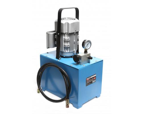 Станция электрическая для тестирования водопроводных линий (220В, 0.75КВт, 5Мра, 300л/мин)