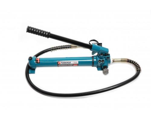 Насос гидравлический ручной (20-700bar,емкость масла-0.6л, длина-380мм,ширина-120мм,высота-140мм)
