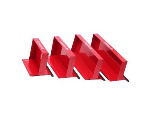 Набор магнитных лотков (110х150мм, 110х210мм, 110х270, 110х310мм) 4пр., в блистере