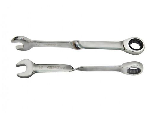 Ключ комбинированный трещоточный twist 15мм