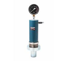 Цилиндр гидравлический для пресса с манометром 30т(ход штока 150мм)