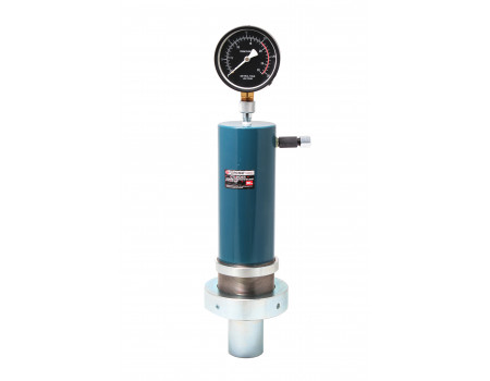 Цилиндр гидравлический для пресса с манометром 30т(ход штока 150мм), F-0100-1C