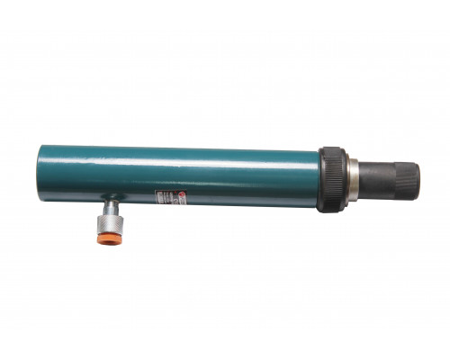 Цилиндр гидравлический 10т (ход штока - 135мм, длина общая - 358мм, давление 616 bar)