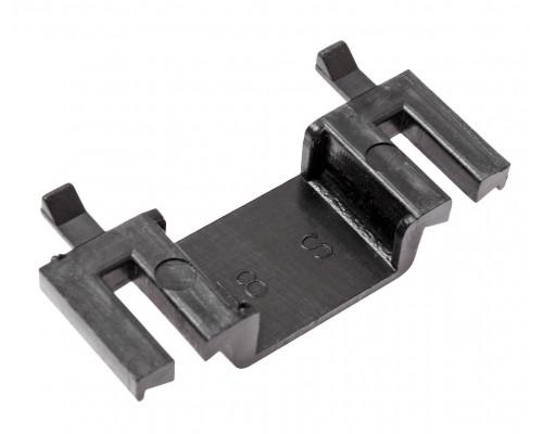 Держатель ключей 15-19мм пластиковый JTC