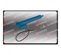 Цилиндр гидравлический удлиненный с дополнительным пневмоприводом, 8т (общая длина - 620мм, ход шток
