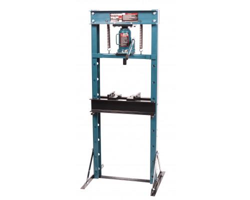 Пресс гидравлический напольный домкратного типа 20т, (рабочая высота: 0-890мм, рабочая ширина: 490мм