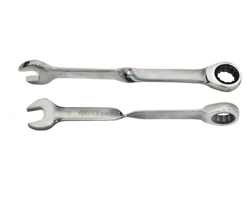 Ключ комбинированный трещоточный twist 19мм