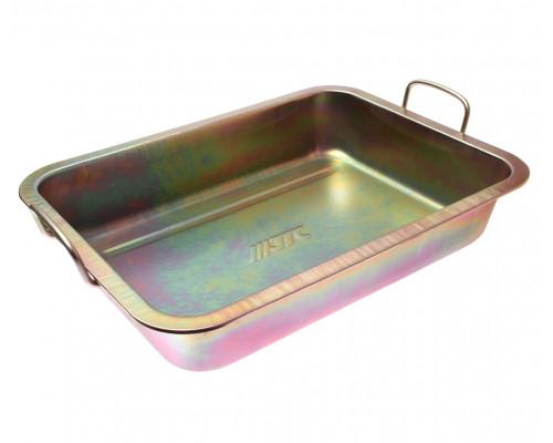 Емкость для слива масла 10л металлическая (ванна ) JTC