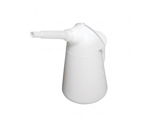 Емкость мерная для технических жидкостей 5л с носиком 170мм JTC