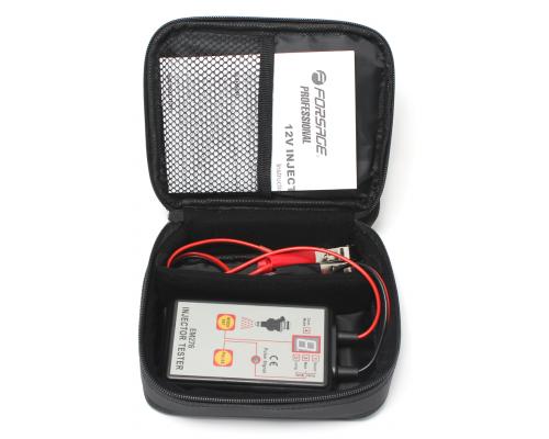 Тестер для проверки топливных форсунок 12V, в сумке