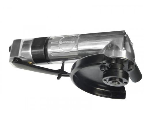 """Пневмоотрезная машинка угловая 5""""(11000 об/мин,потребление* 170л/мин)посадочная резьба M10"""