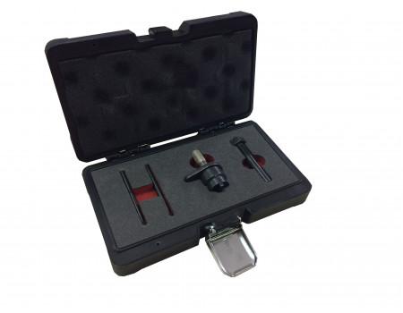 """Набор фиксаторов для обслуживания двигателей группы VAG (1,2 TFSI), в кейсе """"Pemium"""", F-904G23D"""