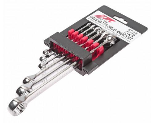 Набор ключей накидных TORX Е6-E24 6 предметов JTC