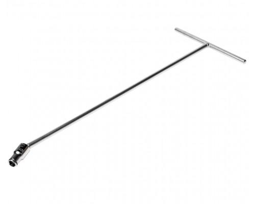 Ключ торцевой Т-образный 10мм шарнирный L=450мм JTC