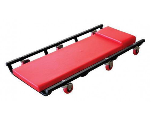 Лежак автослесаря подкатной на 6-ти колесах (420х1020мм)