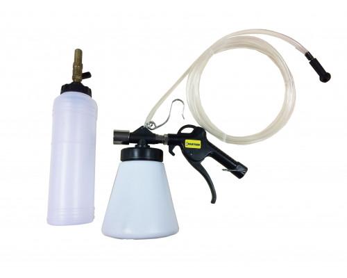 Приспособление для замены тормозной жидкости + мерный бачок (пневмо)