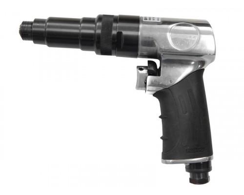 """1/4"""" Пневмотвертка пистолетного типа 95Нм (1800 об/мин, 113 л/мин )"""