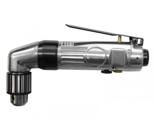 Пневмодрель угловая реверсивная (1200 об/мин, патрон 0-10мм, 113 л/мин)