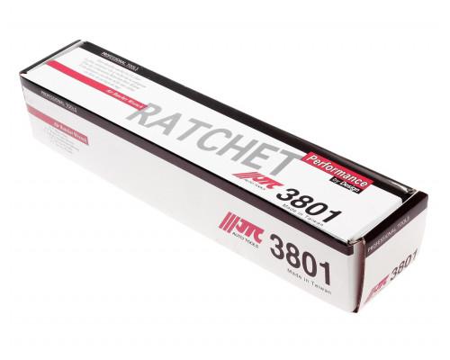 "Ключ трещотка пневматический 1/2"" 100Нм 90PSI 160об/мин. усиленный JTC"