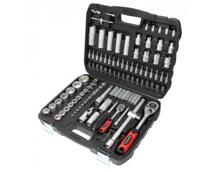 Набор инструментов 108пр. 1/2'', 1/4'' (6гр.)(4-32мм), MT-4108