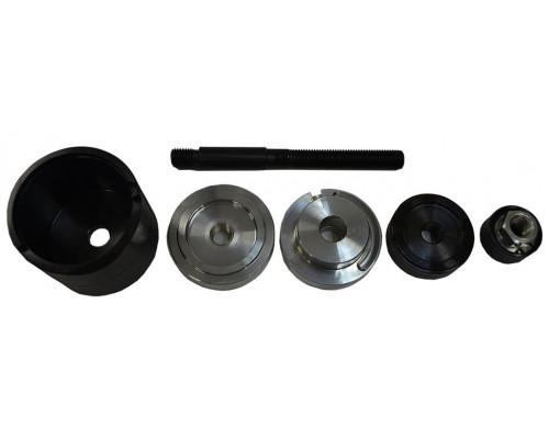 Набор инструментов для замены сайлентблоков VAG 6пр.(Seat Codoba III-с2003г., Skoda Fabia-с 2000 год