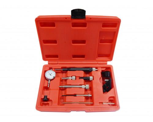 Набор с индикатором для установки угла опережения впрыска топлива дизельных двигателей