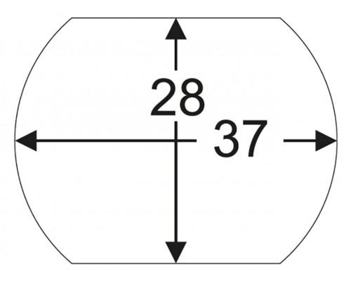 """Головка для снятия пальца рессоры передней 1"""" 28х37мм (SCANIA) JTC"""