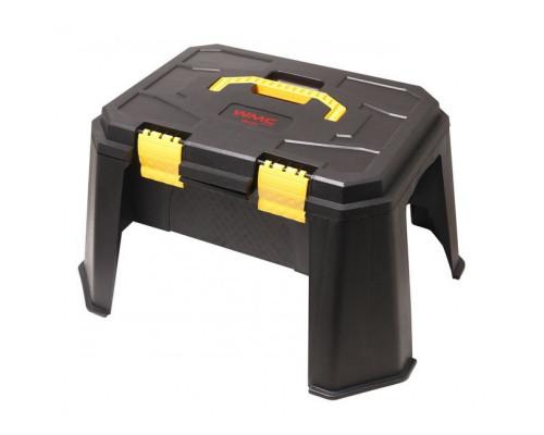 "Набор инструментов 65пр.1/2""(8-32мм; ключи:8-19мм;шарнирно-губцевый инстр.;отвертки+лопата 9в1,перча"