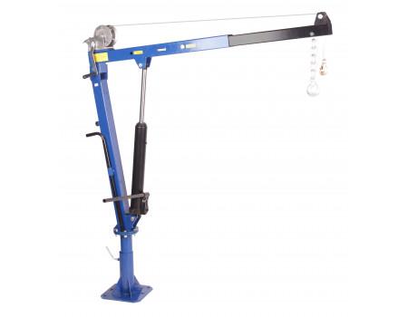 Кран гидравлический для пикапа мини, 1т (высота подъема - 2300мм), F-TR30604