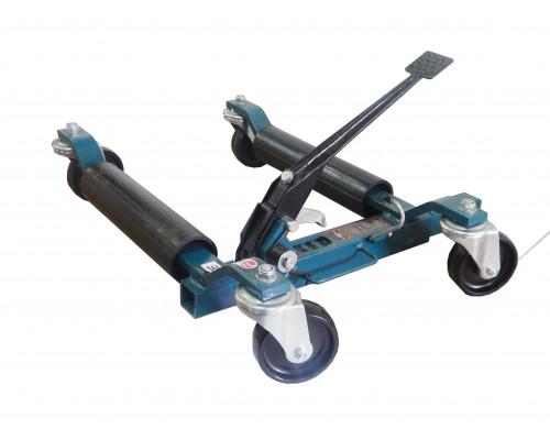 """Приспособление гидравлическое для передвижения автомобиля с несправным колесом 12"""" (максимальная шир"""