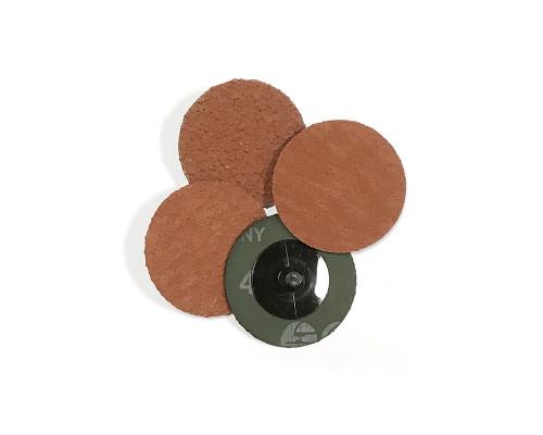 Зачистной круг ROXPRO QCD 50мм, керамика, Р40