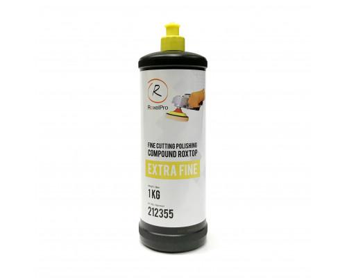 Абразивная полировальная паста ROXTOP EXTRA FINE (жёлтый колпачёк), тонкая, 1кг