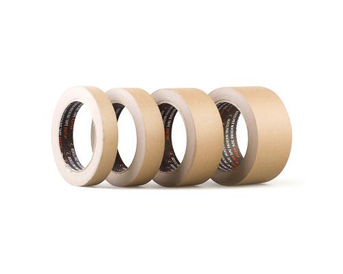 Малярная лента ROXTOP 3580, коричневая, 25мм х 40м