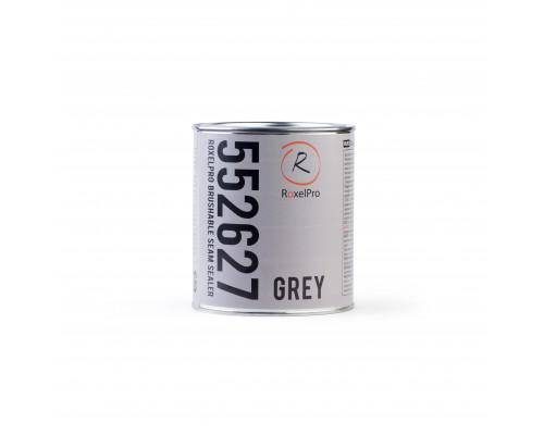 Герметик для швов под кисть, серый, банка 1 кг