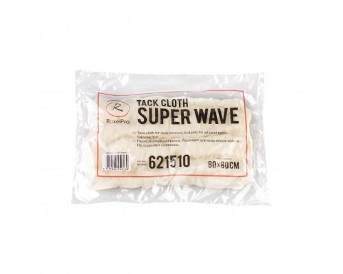Пылесборная салфетка SUPER WAVE, липкая, 80х80см