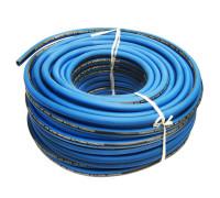 Шланг резиновый армированный 12*18мм*1 метр(для воздуха)(50м в катушке)