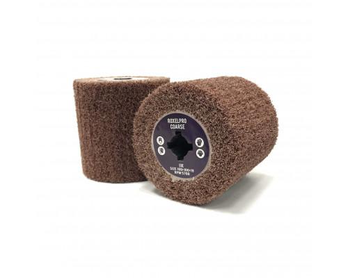 Нетканый валик ROXPRO 100 х 100 х 19мм, Coarse