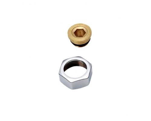 Крепёжная гайка для торцевой лепестковой щётки КЛ ø 25мм