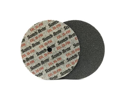 Нетканый прессованный круг ROXPRO 150х13х13mm, 2S, Fine