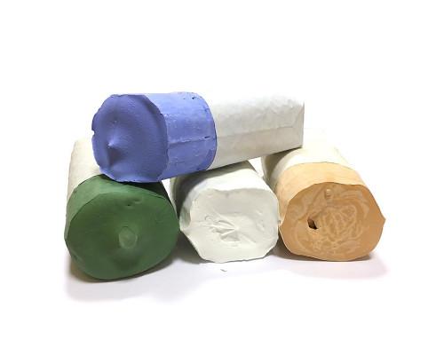 Полировальная паста ROXTOP GREEN, зелёная, средняя, 1кг