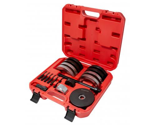 Набор инструментов для замены ступичных подшипников автомобилей группы VAG (Ø62/66мм) в кейсе