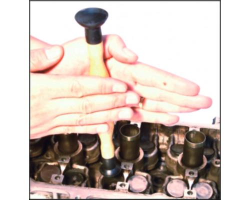 Приспособление для притирки клапанов с присосками съемными JTC