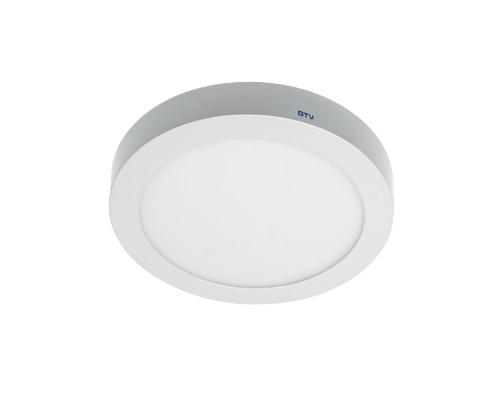 Светильник светодиодный ORIS (накладной), 19W, 3000K, IP20, 1520lm, 120град, AC220-240V, 50/60Hz