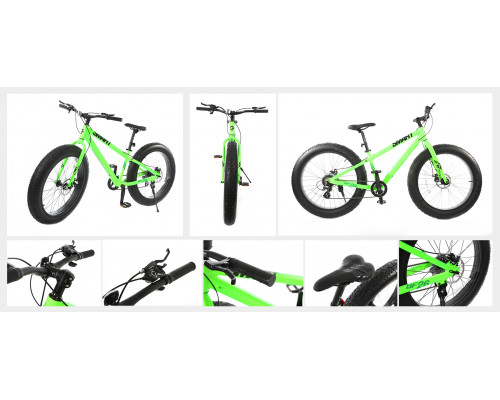 Велосипед (рама:Al6061;Shimano Altus 8-speed; дисковый тормоз (перед/зад);диаметр ободов-26 ширина 8