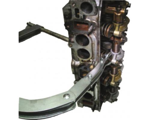 Рассухариватель клапанов усиленный со сменными захватами (прямые и изогнутые) JTC