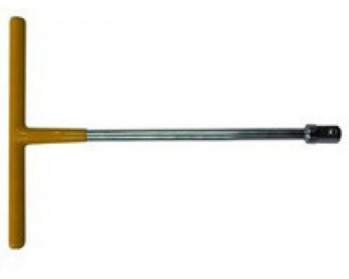 """Вороток с Т-образной ручкой 270мм, 1/2"""""""