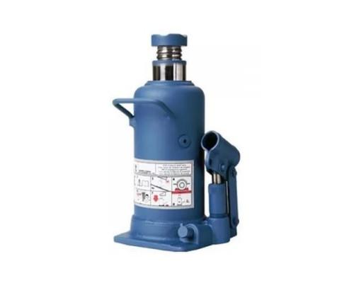 Домкрат бутылочный 10т профи (h min 220мм, h max 483мм)
